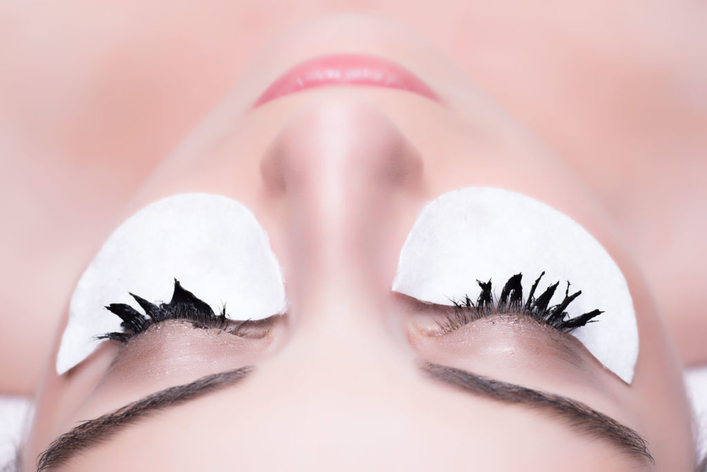 Lash/brow treatments