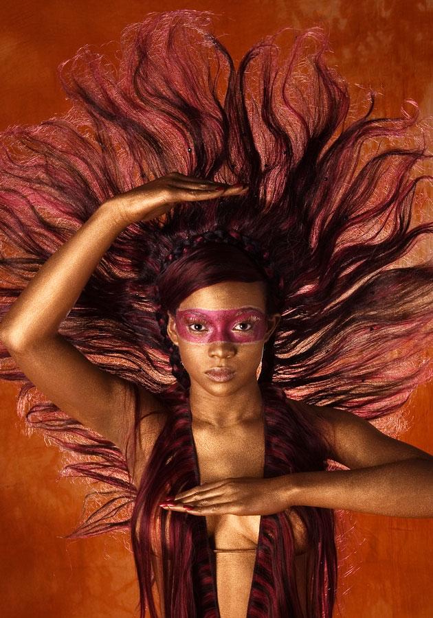 Avante Guard hair hair stylist training.